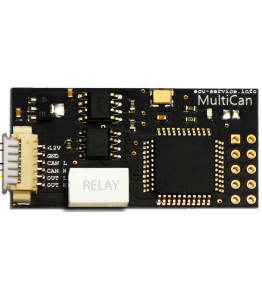 Relay for Multi CAN Emulator